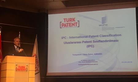 ULUSLARARASI PATENT SINIFLANDIRMA (IPC) SİSTEMİ SEMİNERİ